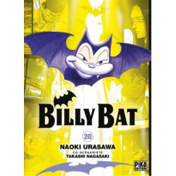 BILLY BAT - 20 - VOLUME 20