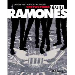 ONE, TWO, THREE, FOUR, RAMONES! - ONE, TWO, THREE, FOUR, RAMONES!