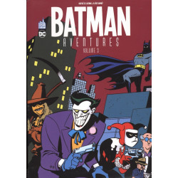 BATMAN - AVENTURES - VOLUME 3