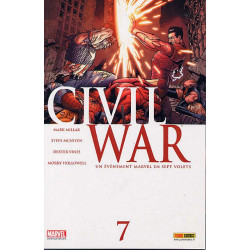 CIVIL WAR - 7 - CIVIL WAR