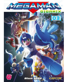 MEGAMAN GIGAMIX - TOME 3