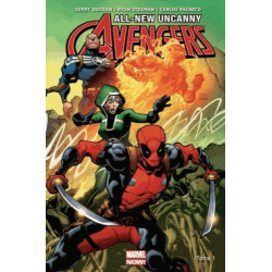 SPIDER-MAN / DEADPOOL - TOME 1