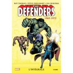 MARVEL CLASSIC - 8 - THE DEFENDERS