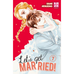LET'S GET MARRIED  - TOME 6
