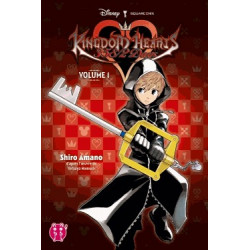 KINGDOM HEARTS 358/2 DAYS - TOME 5