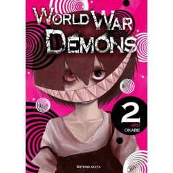 WORLD WAR DEMONS - 1