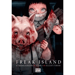 FREAK ISLAND - TOME 4