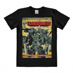 Transformers T-Shirt pour Homme - Robots In Disguise - Rethals Shirt - noir