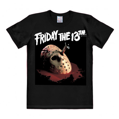 Friday the 13th T-Shirt - Friday the 13th Shirt - noir