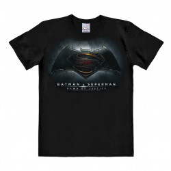 DC Comics - Batman v Superman - Dawn of Justice T-Shirt Homme - noir