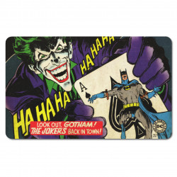 Planchette petit déjeuner Batman - DC-Comics - The Joker's Back In Town - Planchette