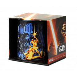 Star Wars - May the Force Be With You - Star Porcelaine Tasse - Mug
