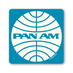 Dessous de Verre Pan Am Logo - Pan American Airways