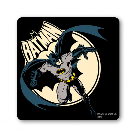 Batman Dessous de Verre – Full Moon – – DC-Comics - noir