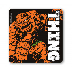 Dessous de Verre The Thing - Marvel Comics - Le Ding - noir