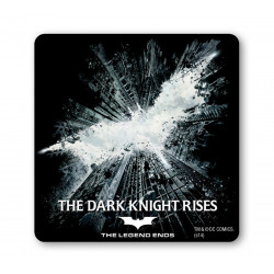 Batman Dessous de Verre - The Dark Knight Rises – – DC-Comics - noir