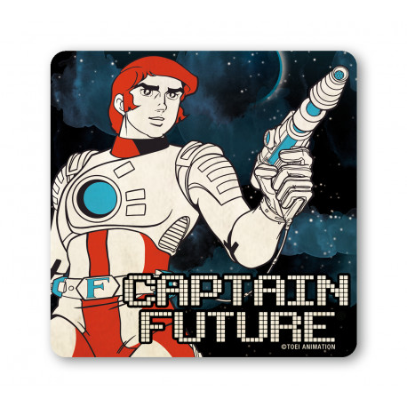 Science Fiction - Captain Future - Dessous de Verre