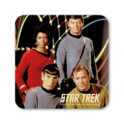 Star Trek - USS Enterprise - Crew - Dessous de Verre