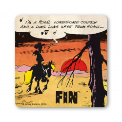 Lucky Luke - Poor Lonesome Cowboy - Dessous de Verre