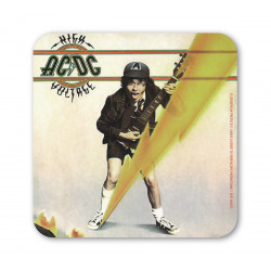 AC/DC - High Voltage - Dessous de Verre