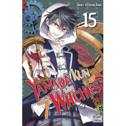YAMADA KUN & THE 7 WITCHES - TOME 14