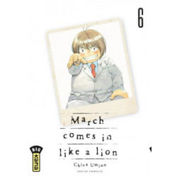MARCH COMES IN LIKE A LION - 5
