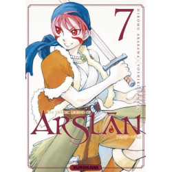 THE HEROIC LEGEND OF ARSLÂN - 6