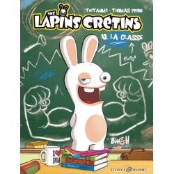 LAPINS CRéTINS (THE) - 9 - HYPNOSE