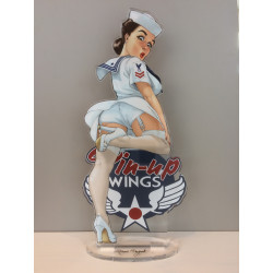 SILHOUETTE PLEXI - PIN-UP BIRDCAGE
