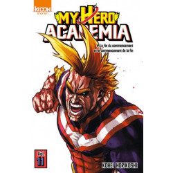 MY HERO ACADEMIA - 10 - ALL FOR ONE