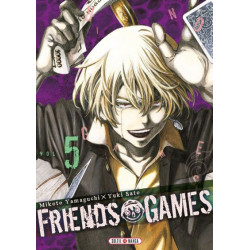 FRIENDS GAMES - TOME 4