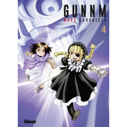 GUNNM MARS CHRONICLE - TOME 04