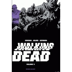 WALKING DEAD - PRESTIGE - TOME 4