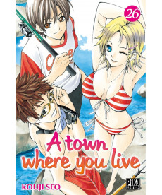 A TOWN WHERE YOU LIVE - 25