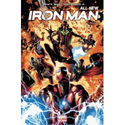 ALL-NEW IRON MAN - TOME 1