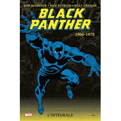 BLACK PANTHER - INTEGRALE 1966 - 1975