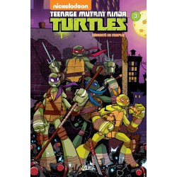 TEENAGE MUTANT NINJA TURTLES T03