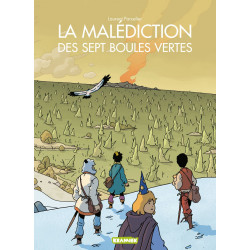 MALEDICTION DES 7 BOULES VERTES (LA) - INTEGRALE