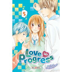 LOVE IN PROGRESS T05
