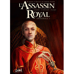 ASSASSIN ROYAL INTÉGRALE 3 - T8 À T10
