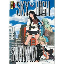 SKY-HIGH SURVIVAL - TOME 9