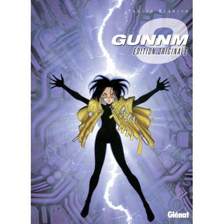 GUNNM - ÉDITION ORIGINALE - TOME 09