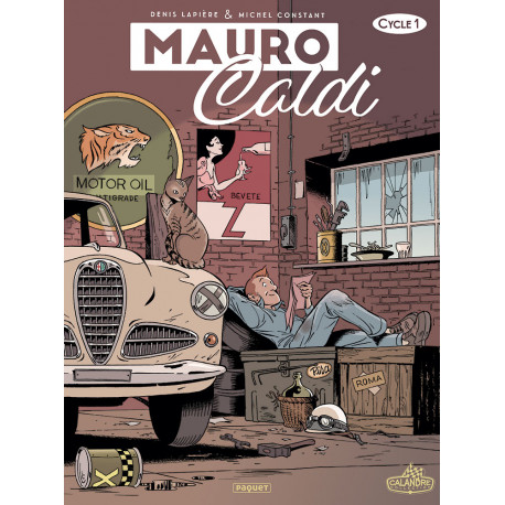 MAURO CALDI CYCLE 1