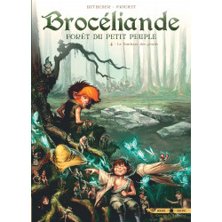 BROCÉLIANDE T04 - LE TOMBEAU DES GÉANTS