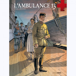 AMBULANCE 13 (L') - 8 - D'UN ENFER À L'AUTRE
