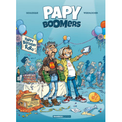 PAPY BOOMERS - TOME 1