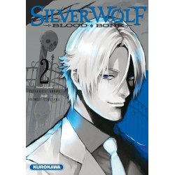 SILVER WOLF - BLOOD BONE - 2