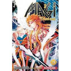MAGI (THE LABYRINTH OF MAGIC) - TOME 28