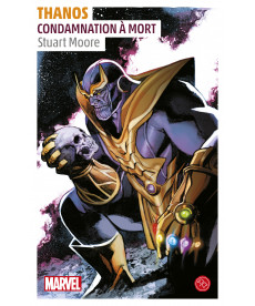 Thanos un roman de l univers Marvel