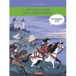 BD LES CHEVALIERS DE LA TABLE RONDE